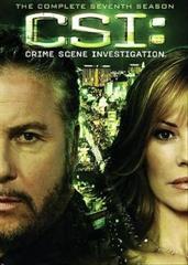 Picture of CSI Crime Scene Investigation - Season 7 [HD]