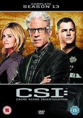 Picture of CSI Crime Scene Investigation - Season 13 [HD]