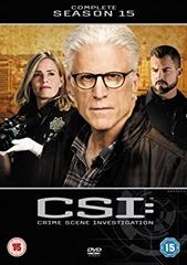 Picture of CSI Crime Scene Investigation - Season 15 [HD]