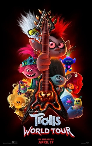 Picture of Trolls World Tour [2020] 3D and 2D