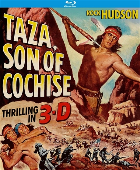 Picture of Taza son of Cochise [1954] 3D and 2D
