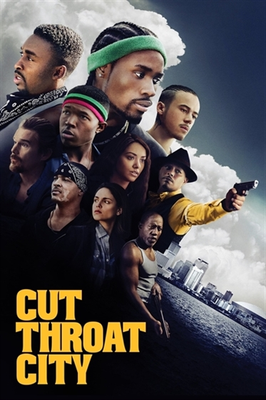 Picture of Cut Throat City [2020]