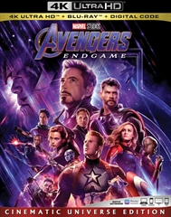 Picture of Avengers: Endgame [2019] 4K Ultra HD