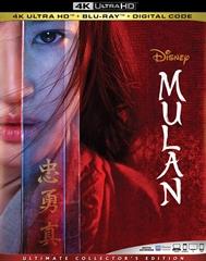 Picture of Mulan [2020] 4K Ultra HD