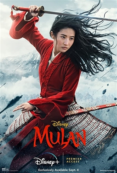 Picture of Mulan [2020]