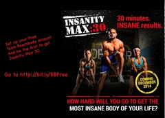 Picture of Insanity Max 30